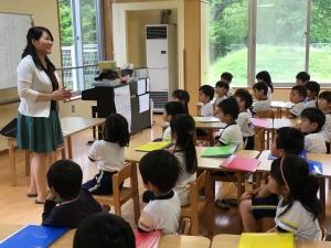 幼稚園論語